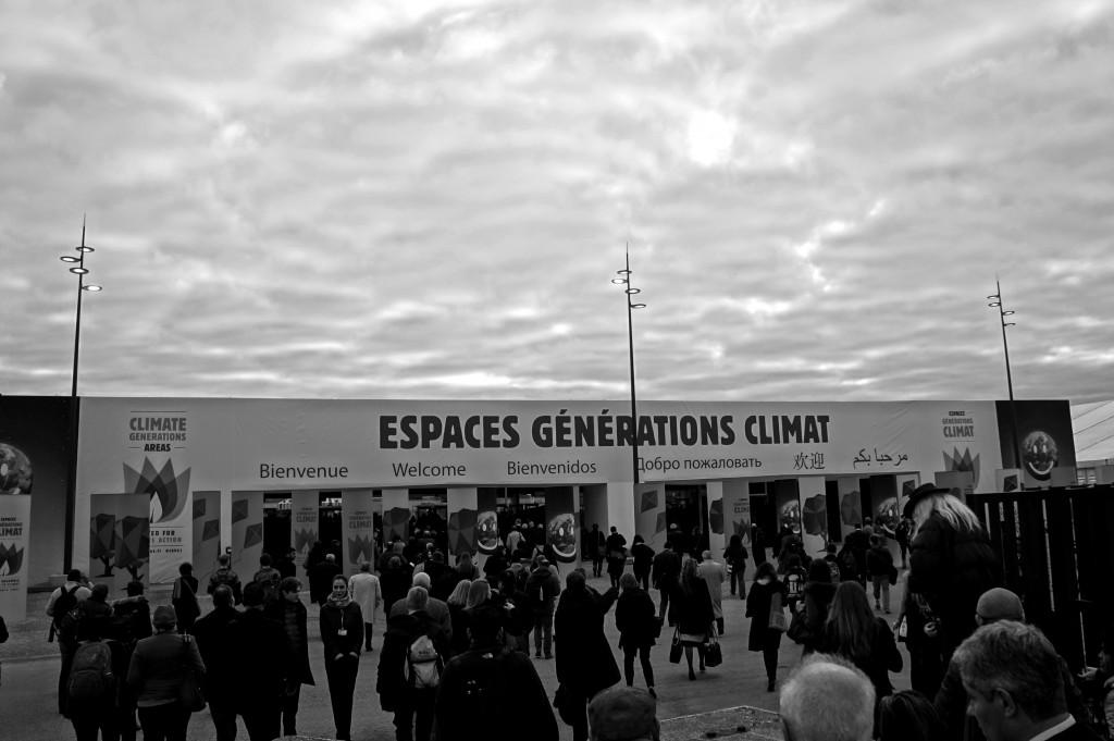 reportage COP21