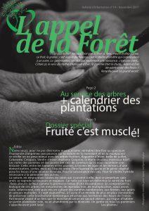 L'appel de la foret n°14 – Fruité c'est musclé