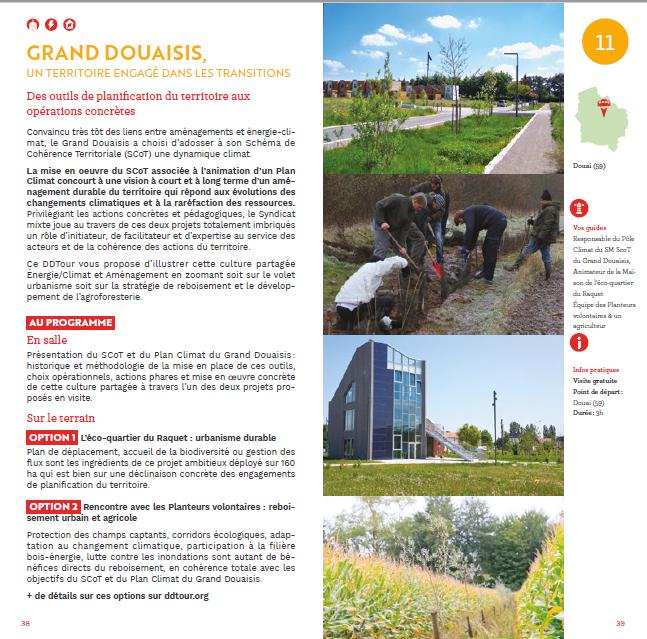 Le DDTour – Grand Douaisis