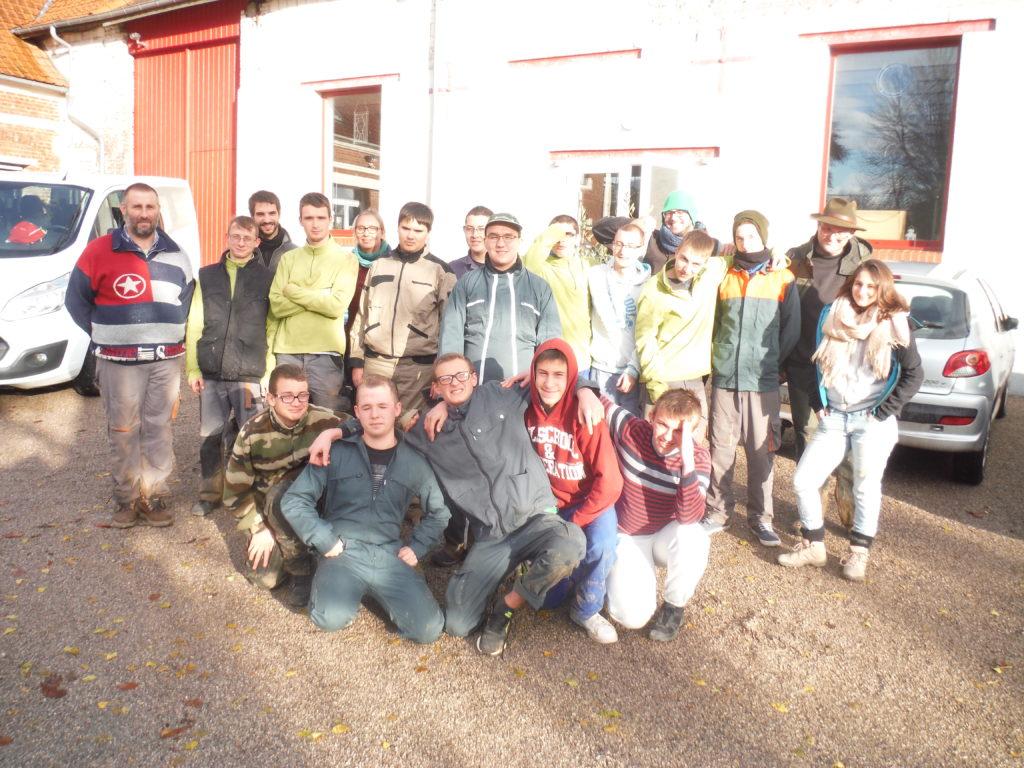 Chantier participatif – Ostreville