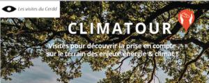 Climatour – enjeux climat et énergie